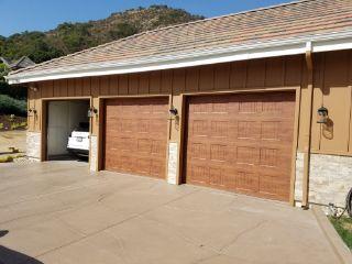 garage door install by Executive Entries