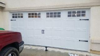 garage door installation by Executive Entries