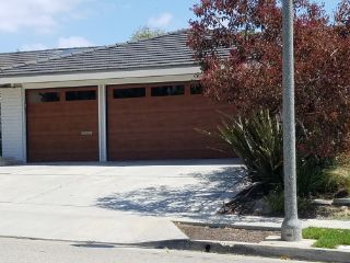 garage door installed by Executive Entries
